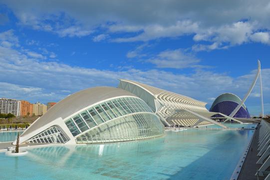 Where to sleep in Valencia
