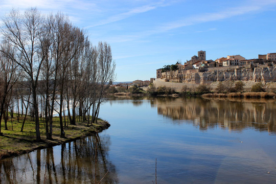 Where to sleep in Zamora