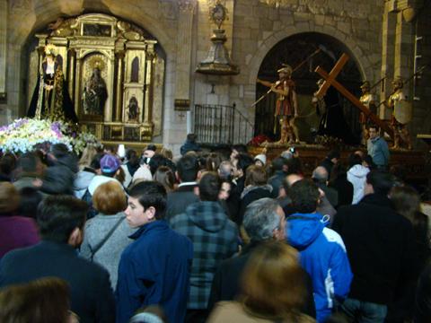 Festivities in Zamora