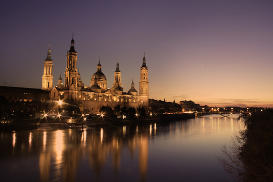 Where to sleep in Zaragoza