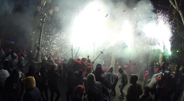 Festivities in Majorca