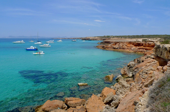Where to sleep in Formentera