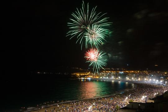 Festivities in El Hierro
