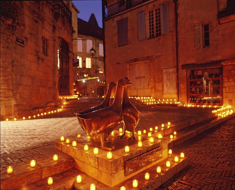 Festivities in Dordogne