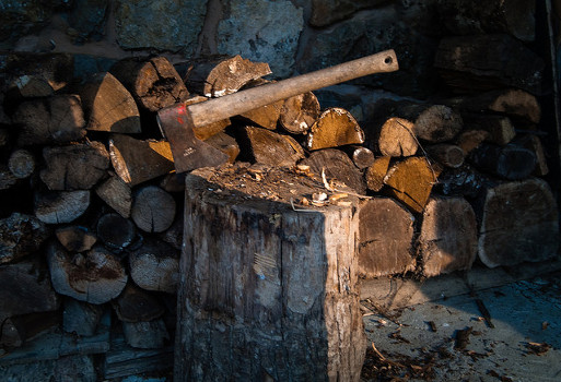 IS THE FIREWOOD INCLUDED?