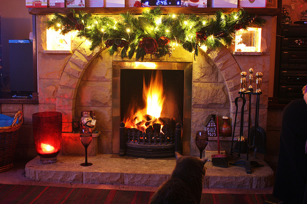 Rural properties with Fireplace